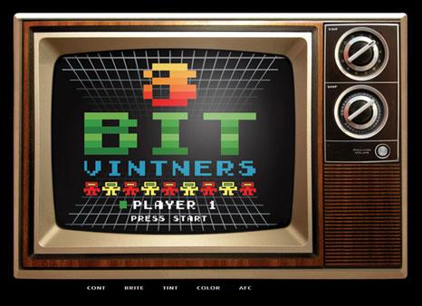 8-Bit Vintners Wine