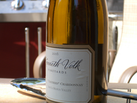 Chardonnay: the perfect summer grilling wine.