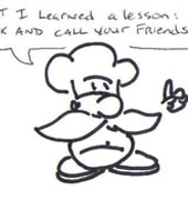 Chef thumbnail 28 August 2009